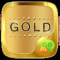 Free (FREE) GO SMS GOLD THEME APK for Windows 8