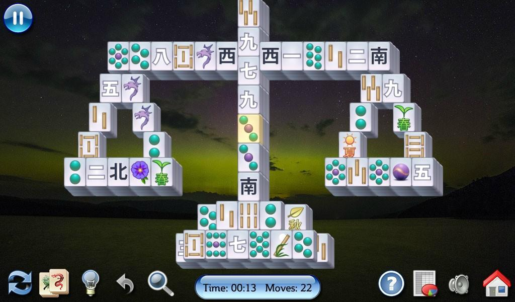 All-in-One Mahjong 3 Screenshot 8