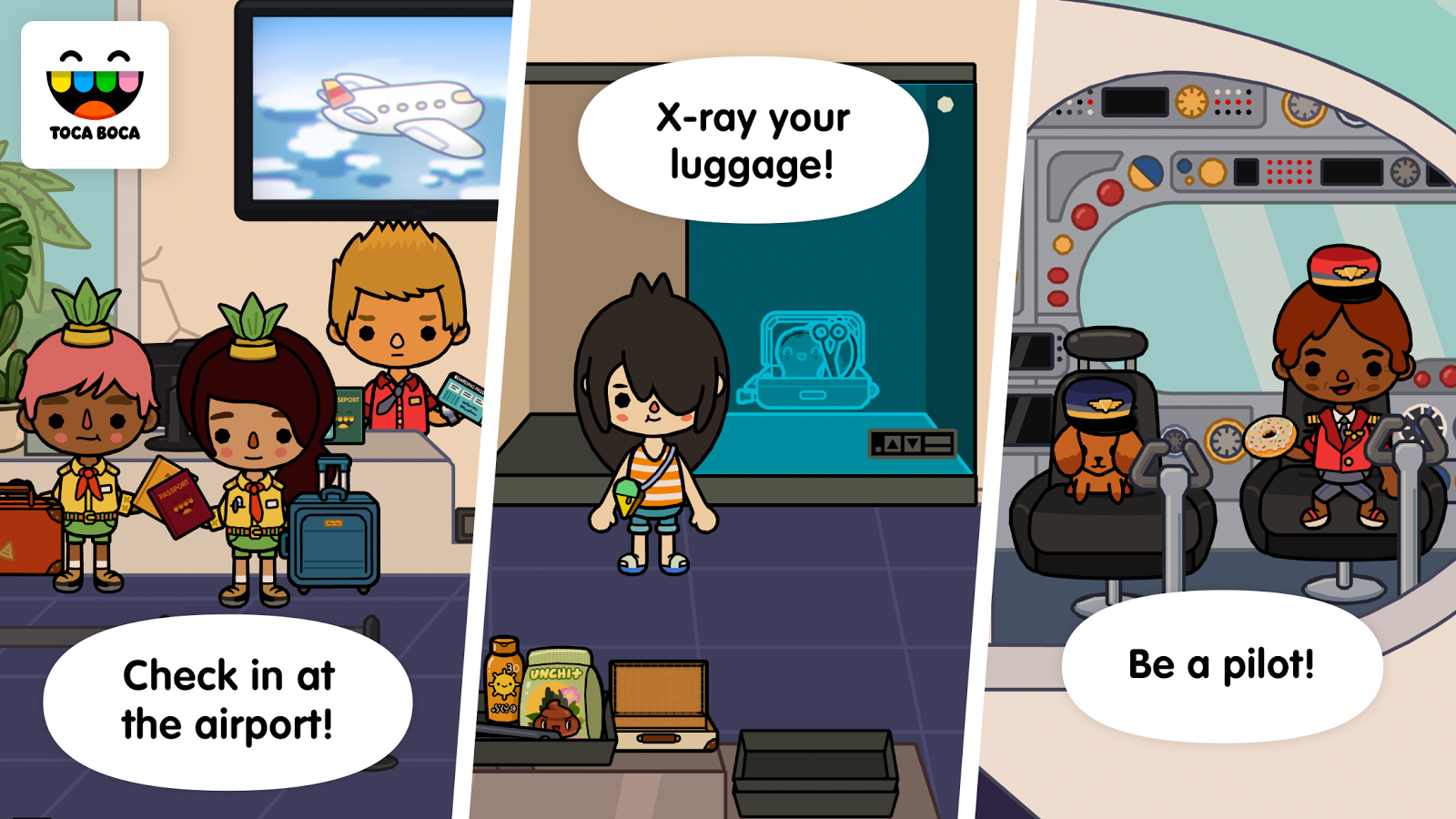 Toca Life: Vacation Screenshot 9