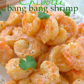 Chipotle Bang Bang Shrimp