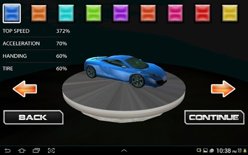 Real City Speed Car Parking 3D - screenshot