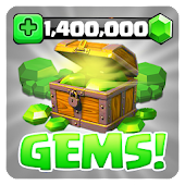Gems for Clash Royale ?? prank Icon