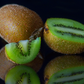 Kiwis by Sam Song - Food & Drink Fruits & Vegetables ( fruit, sweet, sour )