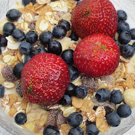 Breakfast by Viive Selg - Food & Drink Fruits & Vegetables