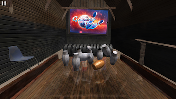 Screenshot of Galaxy Bowling ™ 3D Free