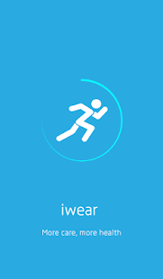 iwear Fitness app screenshot for Android
