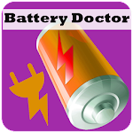Battery Doctor Power Saver App APK Image