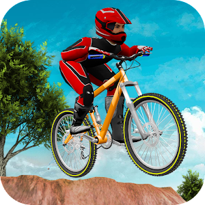 MTB Downhill Bike Simulator Online PC (Windows / MAC)