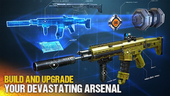 Download Modern Combat 5 eSports FPS APK on PC