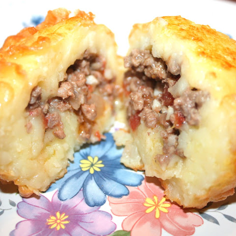 Stuffed Potatoes – Papa Rellenas