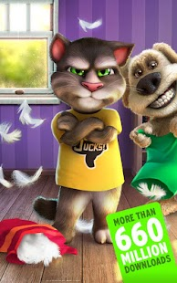 Talking Tom Cat 2 APK Descargar