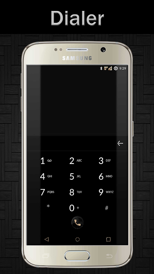Black Gold CM12 CM13 Screenshot 2