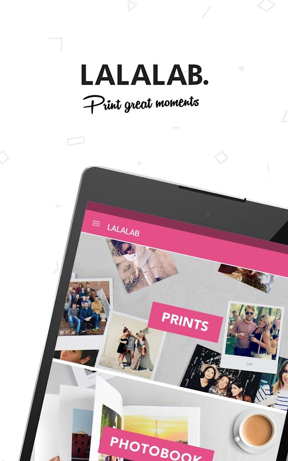 LALALAB. Print photos Screenshot 5