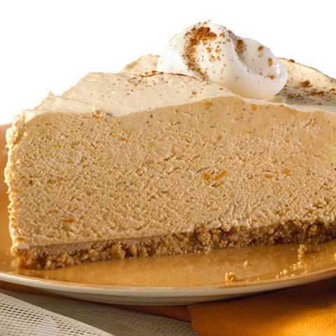 Creamy Pumpkin Pie