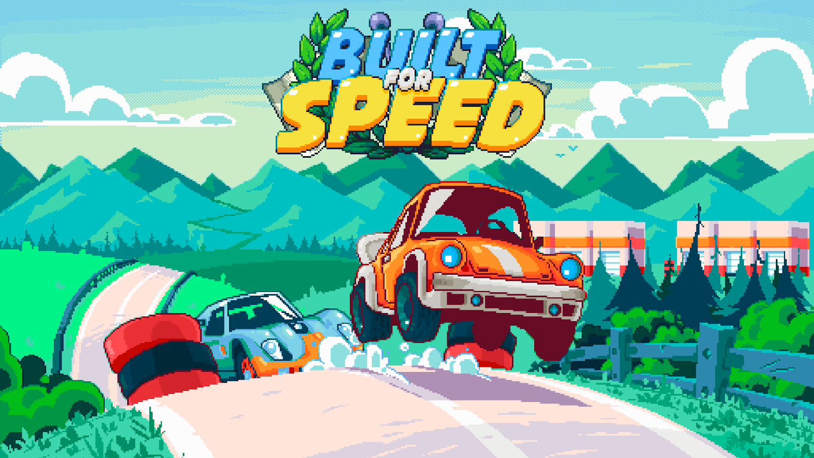 Built for Speed Screenshot 9