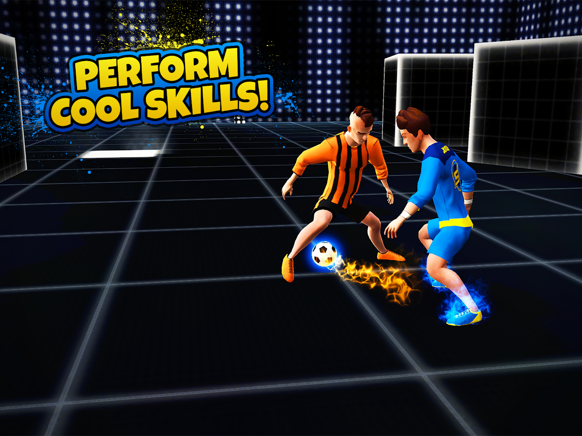 SkillTwins Football Game Screenshot 4
