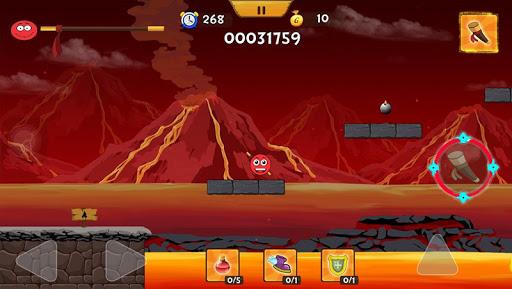 Red Ball 5 World of Mario - screenshot