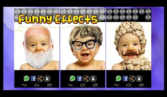 Screenshot of Fun Face Changer Extreme Free