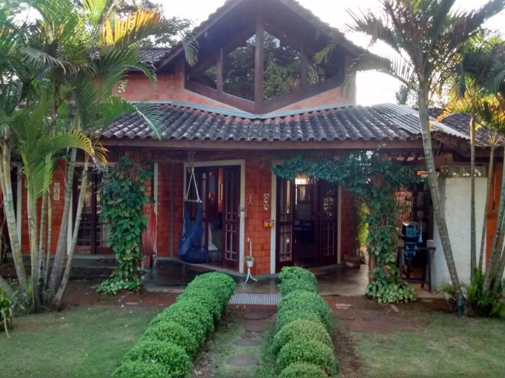 Casa residencial à venda, Jardim Itatiaia, Embu das Artes.