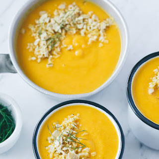 Root Vegetable & Fennel Soup For All Seasons