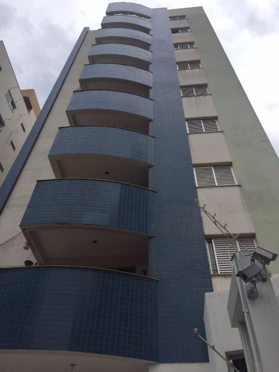 Apartamento residencial à venda, Santa Maria, Uberlândia.