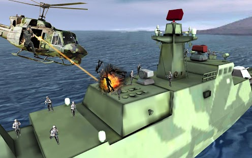Gunship Real Battle Helicopter - screenshot