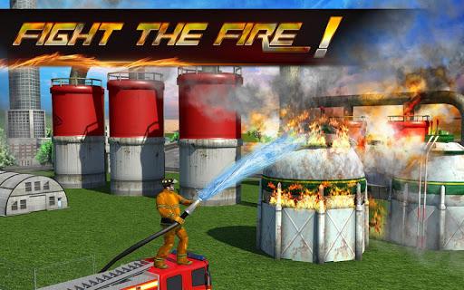 Firefighter 3D: The City Hero - screenshot