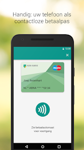 ABN AMRO Wallet screenshot for Android