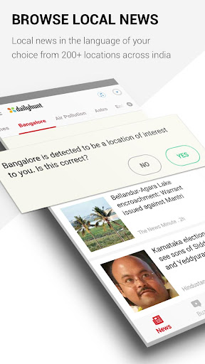 Dailyhunt (Newshunt) News screenshot 5