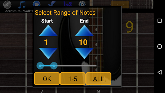 Guitar Riff Pro Screenshot