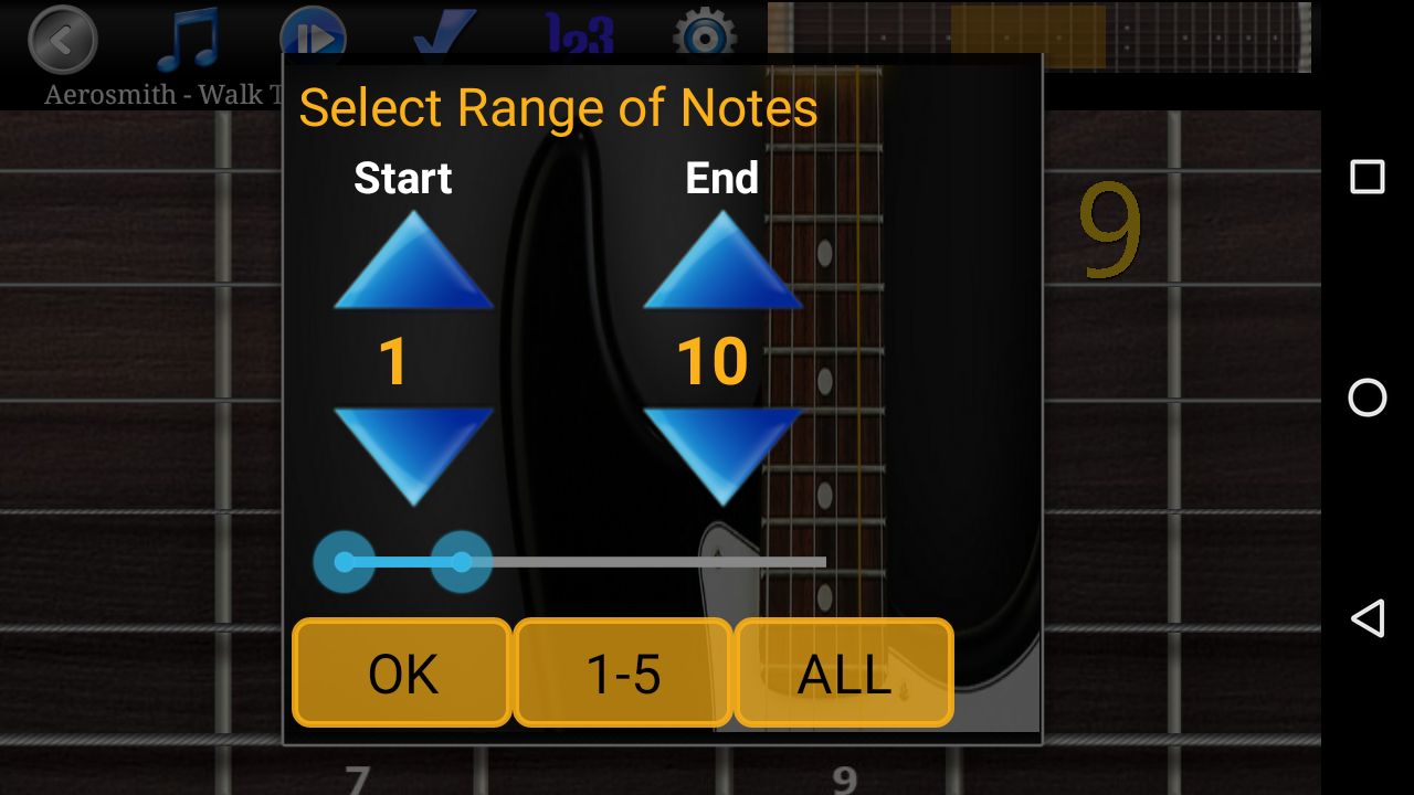 Guitar Riff Pro Screenshot 4