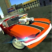 Game Nightmare City Drift APK for Kindle