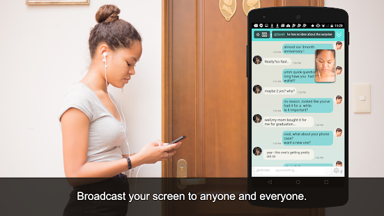Mirrativ: Live-streaming with JUST a smartphone for pc