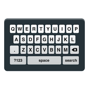 Keyboard for Me Icon