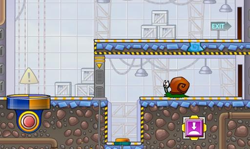 Snail Bob: Space Adventure - screenshot