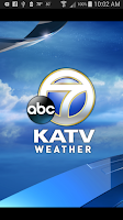 Screenshot of KATV Channel 7 Weather