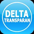 Delta Transparan for Dual BBM APK for Bluestacks