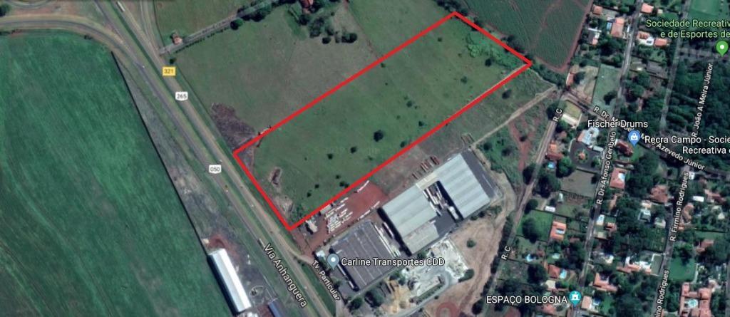 Área à venda, 48000 m² por R$ 12.000.000,00 - Avelino Alves Palma - Ribeirão Preto/SP