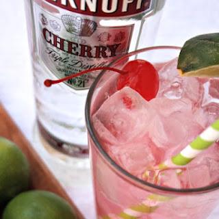 Cherry Limeade Alcoholic Drink Recipes