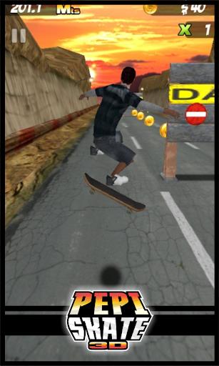 PEPI Skate 3D screenshot 11