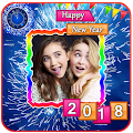 New Year Photo Frames 2018 APK baixar