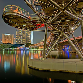 by Tim Teo - Buildings & Architecture Bridges & Suspended Structures