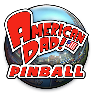 Cover art American Dad! Pinball
