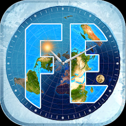 Flat Earth Sun amp Moon Clock