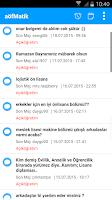 Screenshot of aöfMatik - Açıköğretim aof