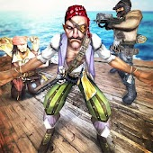 Download Pirates vs US Navy Stealth Mission APK to PC
