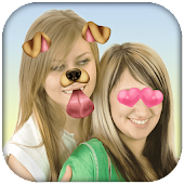 Download Face Swap Selfie Pic Stickers APK on PC
