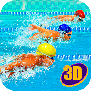 Swimming Pool Race 2017 - 2 Icon