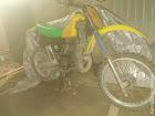 продам мотоцикл в ПМР Suzuki RM