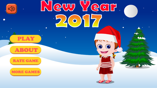 Baby Game Emma New Year Treat